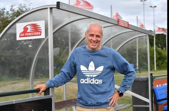 Nieuwkomer: 'Guardiola' Dick-Jan Ente wil bouwen bij De Foresters