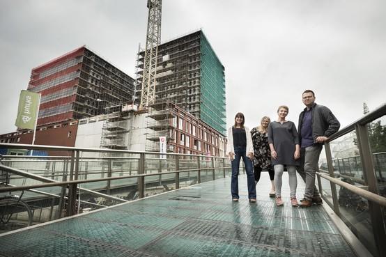Deze vier journalisten duiken in de Leidse vastgoedmarkt voor hun onderzoek 'Project L'