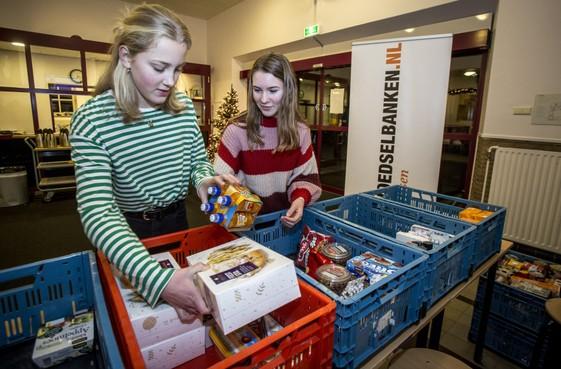 Jan Pieter van Stipriaan nieuwe voorzitter Voedselbank Velsen