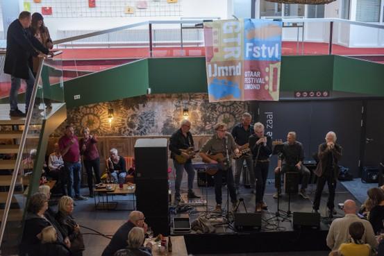 Gitaarfestival IJmond biedt podium aan alle gitaarliefhebbers