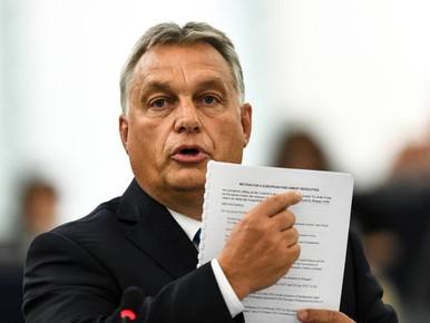 EU-parlement stemt over straf Hongarije
