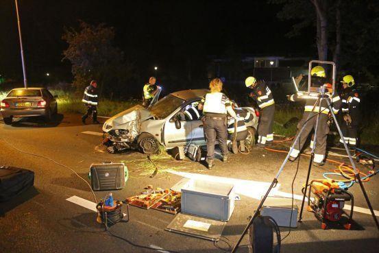 Heemskerker in beklaagdenbank voor crash op N208 in Haarlem, inzittende auto verdachte raakt verlamd
