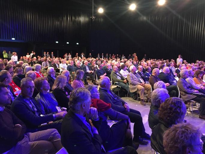 Meerderheid omwonenden tegen groei van Schiphol