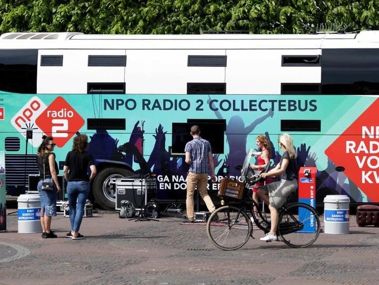 NPO Radio 2 vraagt aandacht voor KWF