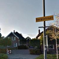 De Dorpsstraat in Castricum.