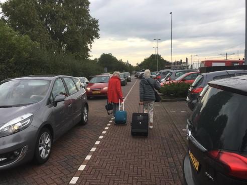 CDA Enkhuizen: 'Camerabewaking station duurt veel te lang, autodiefstallen geen visitekaartje voor de stad'