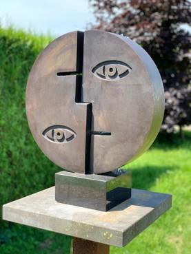 Bronzen beelden gestolen van Hilversumse beeldhouwer: 'Zit zoveel toewijding in, en dat wordt dan geroofd als een gewoon stuk metaal'