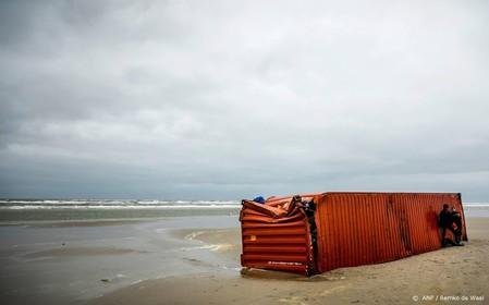 'Aanspoelen containerafval valt mee'