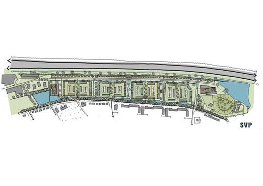 Raad Baarn wil meer opties voor bebouwen van de Baarnsche Zoom langs de A1