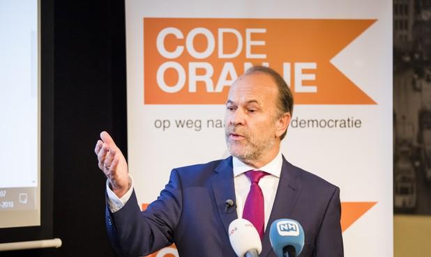 Vijf lokalo's verbinden zich met Code Oranje