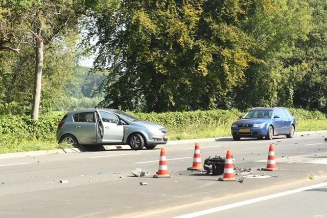 Zeker drie personen gewond bij zwaar ongeval in Wassenaar [video]