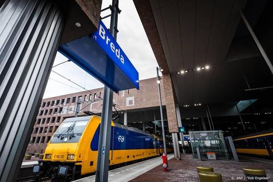 Treinen in Brabant mogelijk beschoten