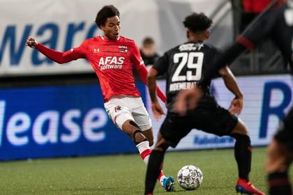 AZ-aanvallers Stengs en Boadu debuteren in selectie Oranje