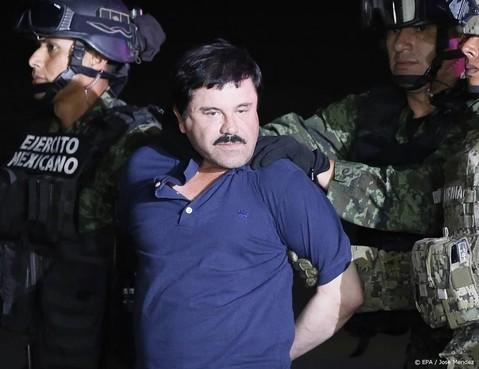 'El Chapo' hoort duur celstraf
