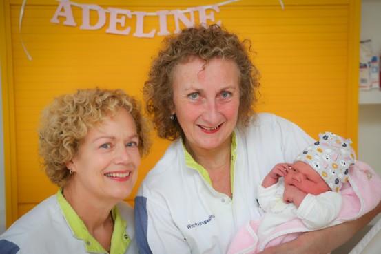 Irene en Cobie waren getuige van de geboortes van duizenden baby's