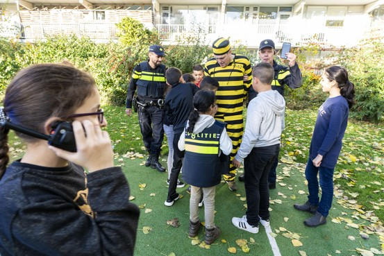 Politiekids maken Slaaghwijk beter