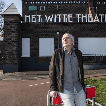 Anton Wijker: Boegbeeld tegen wil en dank voor nieuw IJmuidens theater