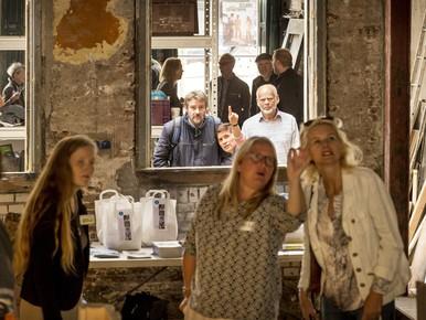'Werkhotel' trekt de aandacht tijdens Open Monumentendagen