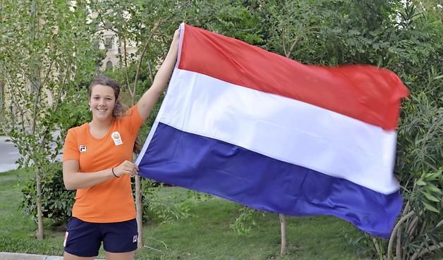Kim Molenaar maakt zich na flinke domper op EK klaar voor 'zwaar' handbalseizoen bij VZV