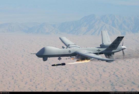 'De Reaper is geen killerrobot': Luchtmacht traint in VS met verkenningsdrone MQ-9 [video]