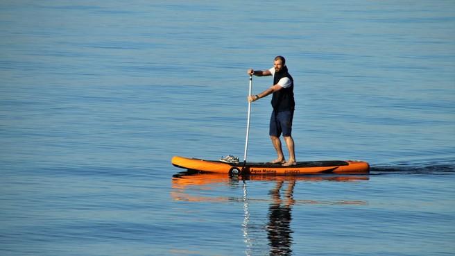 Geld voor kanoën, sloepvaren en suppen in Kop van Noord-Holland