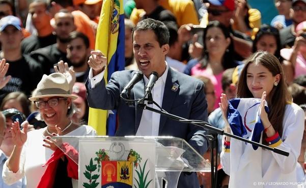 Guaidó: hulp gaat 23 februari Venezuela binnen