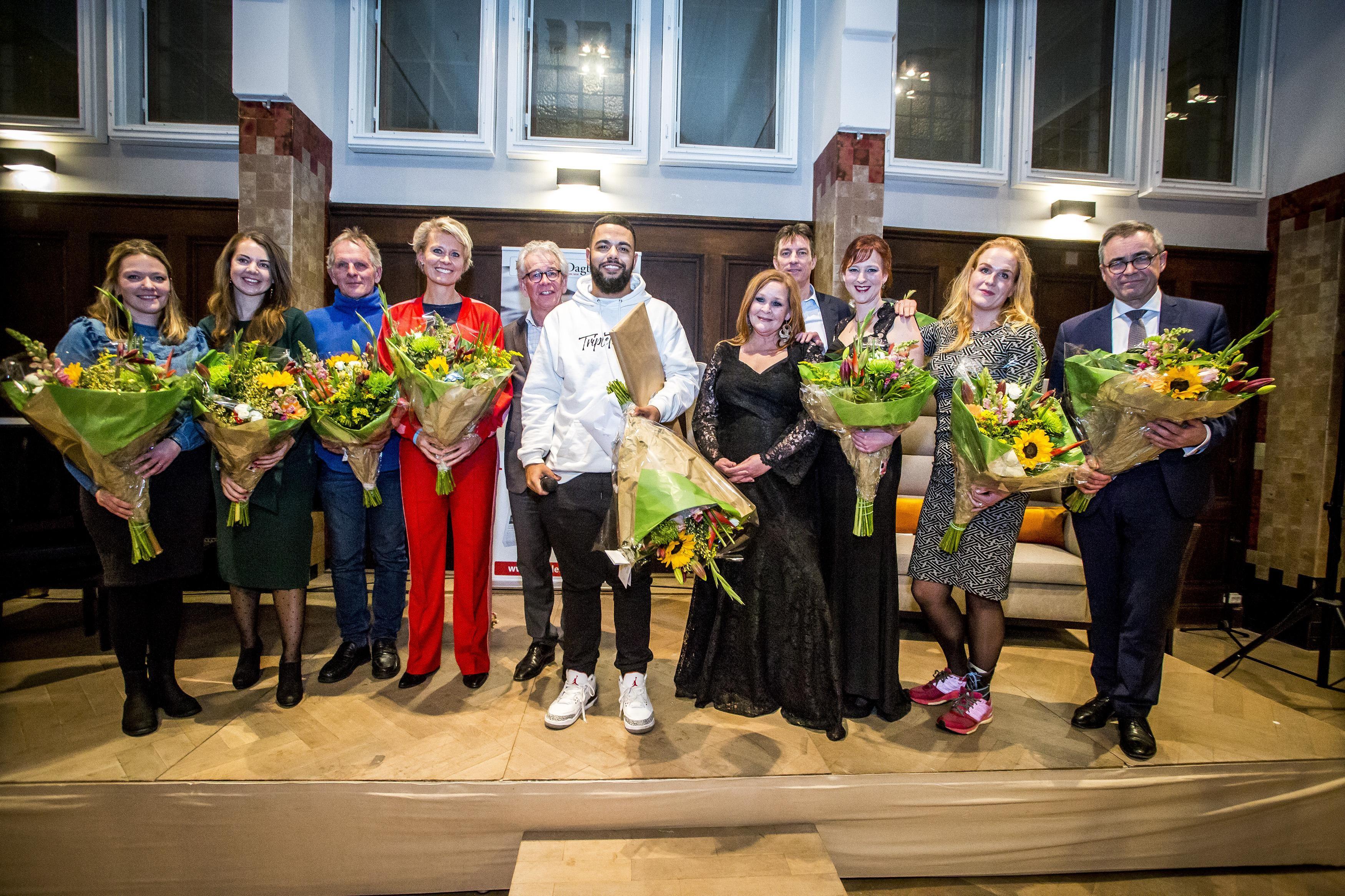 Okrah Donkor verkozen tot Man van het Jaar 2018 [video]