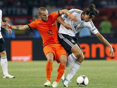 Oranje verliest op EK ook van Duitsland