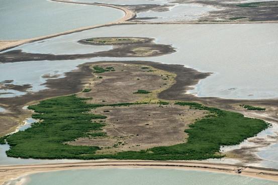 Eerste eiland Marker Wadden opengesteld