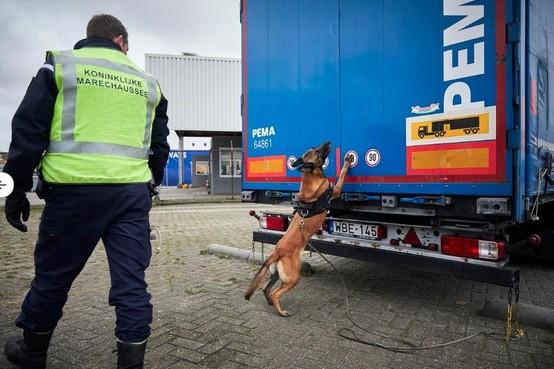 Migranten in truck bij haven IJmuiden afkomstig uit vijf landen