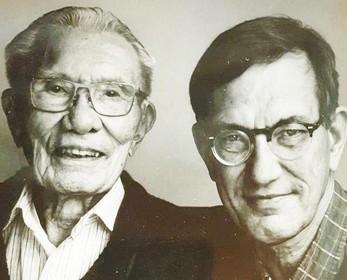 Dick Büchel van Steenbergen, de man die de atoombom op Nagasaki overleefde