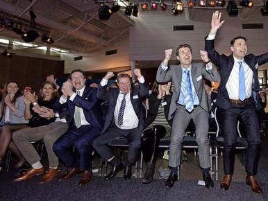 JUB Holland wint Tuinbouw Ondernemersprijs