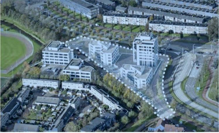 Kantoorpanden Schipholpoort in Haarlem-Schalkwijk maken plaa... - Noordhollands Dagblad