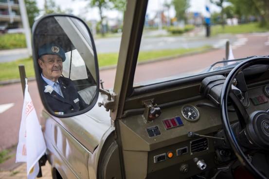 Veteranendag Castricum: Uitgeester vertelt over bier brouwen en en uitzending naar Irak