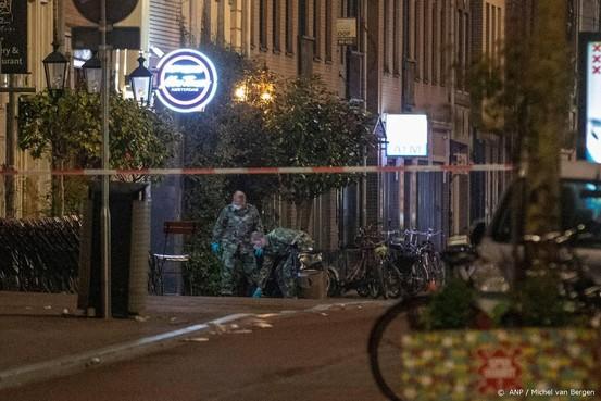 Weer handgranaat in Amsterdamse Spuistraat