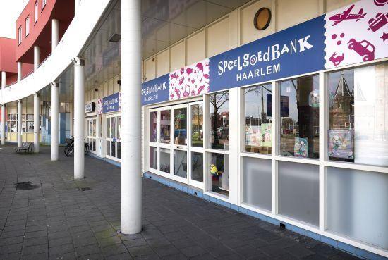 Speelgoedbank Haarlem viert vijfjarig bestaan en zoekt donateurs om nog meer kinderen te kunnen helpen