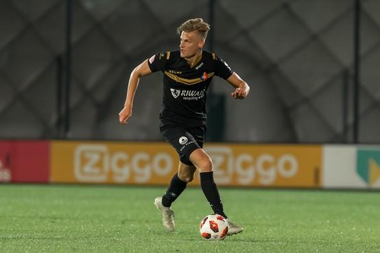 Telstar over Ajax-spijbelaar: 'Hij was vier dagen ziek en bekende pas toen 'ie geen kant meer op kon'
