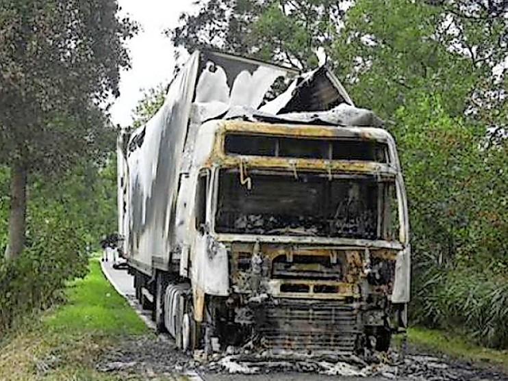 Van dure lading 'bestolen' trucker opgepakt