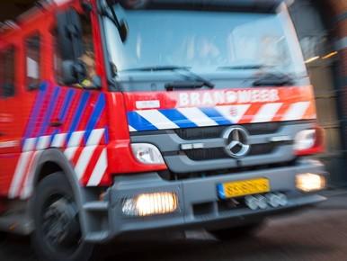 Ziekenhuis Den Helder deels ontruimd om brand