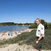 Walter Oosterom: ,,Het probleem van de zwemmersjeuk is opgelost.''