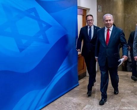 Regeerakkoord Israël nog ver weg