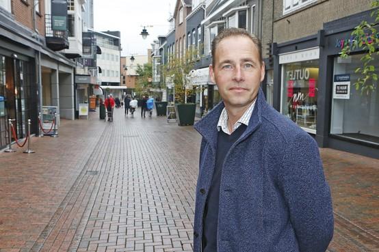 'De Gooische Brink is bij deze jongens in goede handen', zegt Centrummanager van Hilversum Kjeld Vosjan