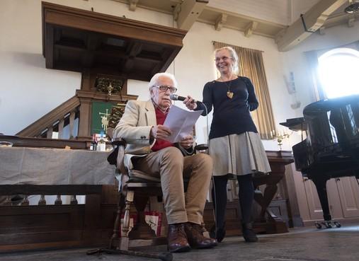 Jaap Ploos van Amstel (92) blijft prikkelen