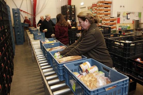 Voedselbank Gooi & Omstreken: 'Helemaal klaar met broodjeaapverhalen'