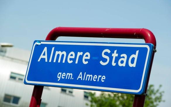 Parkeergarage Almere direct dicht om scheuren