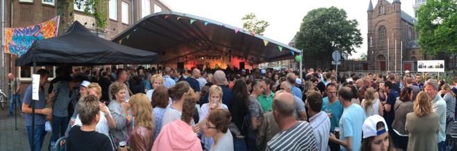 Negende editie van het Erik Festival in Heemskerk