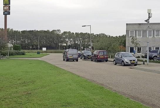 Schutter(s) van schietpartij Den Helder vol in beeld van bewakingscamera's