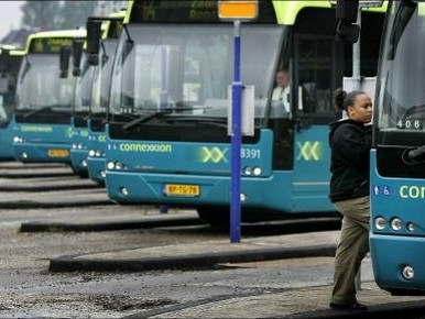 Minder bussen door staking [update]