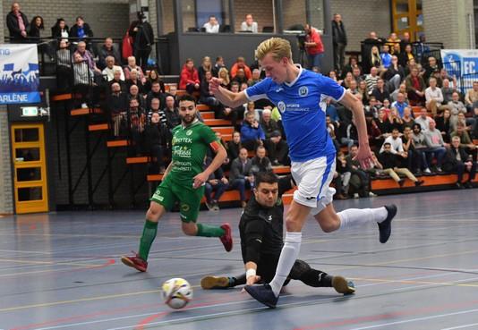 Vliegende start is de basis voor cruciale zege FC Marlène