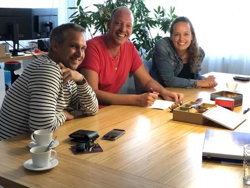 Nieuwe uitbaters voor sportcafé in Wognum
